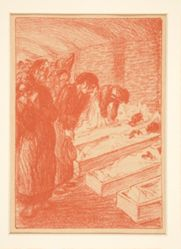 La Reconnaissance (Identification), from Les Gueules Noires (The Miners)