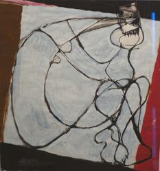 Drawing IX, 1972