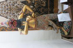 Carved Figure (Wayang Wong)