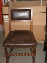 Cromwellian chair