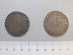 1 Shilling of Elizabeth I, Queen of England from London