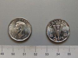 Nickel of George VI