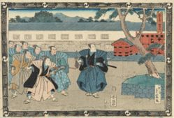 Chushingura Act IV
