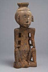 Seated Ancestor Figure