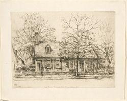 Hugh Mercer's Apothecary Shop, Fredericksburg, Va