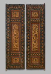 Pair of doors from the Chihil Sutun