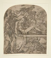 The Burial of Christ / The Entombment