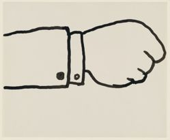 Untitled [Arm], from Suite of 21 Drawings