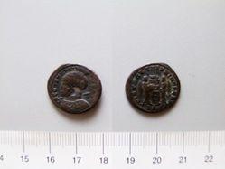 Nummus of Constantine I from Siscia