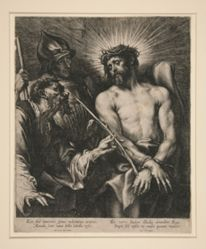 Christ with the Reed, or The Mocking of Christ