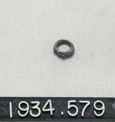 Glass Finger Ring