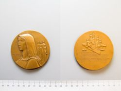 Medal for the Society of Medalists 36th Issue, 1947