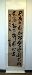 Calligraphy in Running and Cursive scripts ( Xing - Cao)