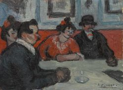 Café Scene