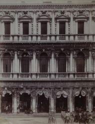 Venice -- Procuratie Nuove. (Scamozzi.)