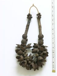 Necklace with Bells and Ornaments