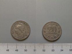 20 Centavos from Argentina