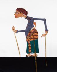 Shadow Puppet (Wayang Kulit) of Waras