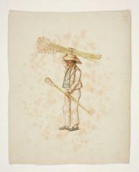 Broom Peddler