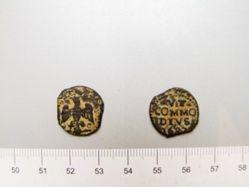 Coin of Alof de Wignacourt from Malta