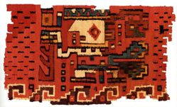 Fragment from a Tunic or Sleeve