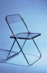 Plia folding chair