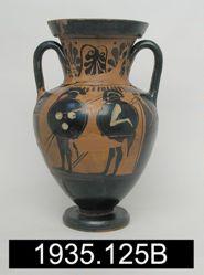Black-Figure Doubleen Amphora