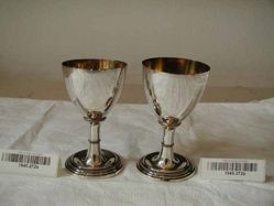 Pair of Communion Cups