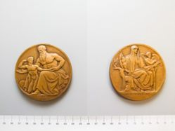 Medal for the Society of Medalists 39th Issue, 1949