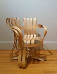 """Cross Check"" Chair"