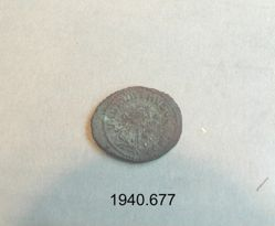 Coin from Kurcoglu, Syria