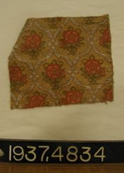Fragment of brocaded compound cloth