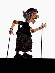 Shadow Puppet (Wayang Kulit) of Karmin