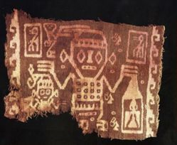 Fragment from a Garment