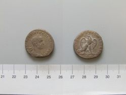 Billon Tetradrachm of Trebonianus Gallus from Antioch