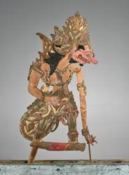Puppet (Wayang Klitik) of Rahwana