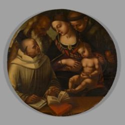 Madonna & Child with Saints