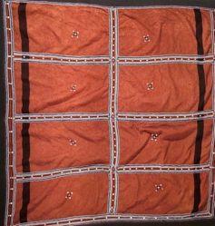 Beaded Blanket Cape (Umbalo)