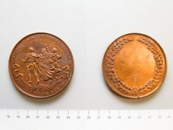 Lewis and Clark Centennial Exposition Medal