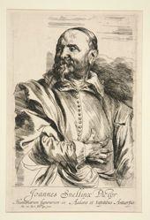 Portrait of Jan Snellinx