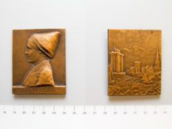 Bronze Plaque Charentaise