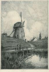 Old Mill on Block Island