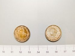 1/2 Franc of Switzerland