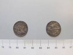 Silver Penny of Aethelred II