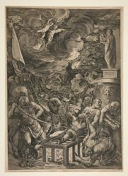 The Martyrdom of St. Lawrence