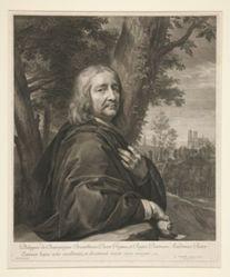 Portrait of Philippe de Champaigne