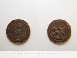 The Erie Canal Commemorative Medal