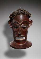 Mask Representing a Male Ancestor (Chihongo)