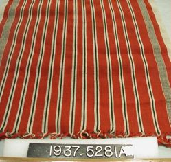 Scarf of Plain Cloth