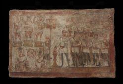 Julius Terentius Performing a Sacrifice